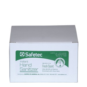 Safetec Hand Sanitizer
