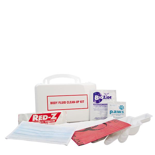 body Fluid Clean-up Kit