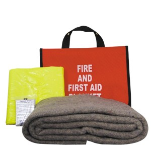 Fire and First Aid Blanket