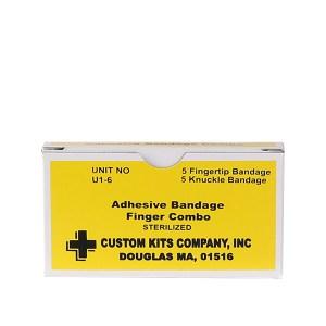 Adhesive Bandage Finger Combo