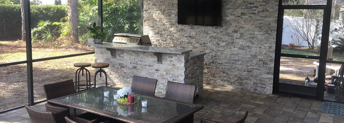 outdoor kitchens orlando kitchen appliance consumer reviews custom designed clermont grills lake mary