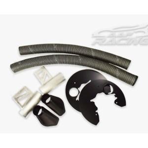 AAF Ford Focus RS Brake Cooling Kit