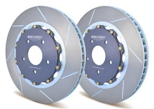 Front Rotors for C5 & C6 Corvette with Z51
