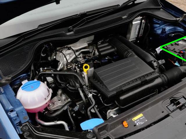 Diagram Of A Car Battery