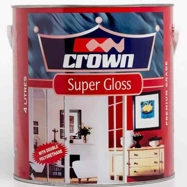 Crown super gloss 1 Litre