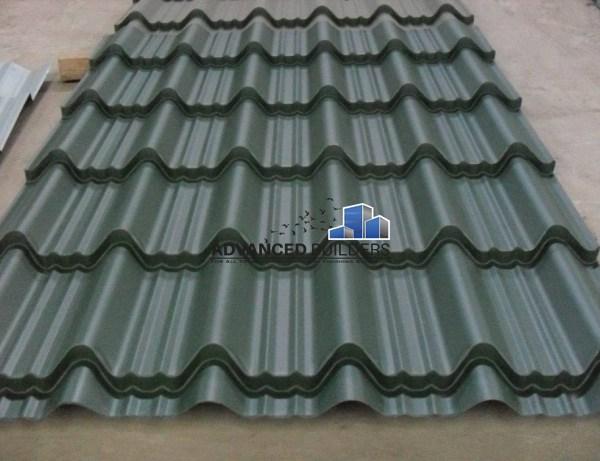 Versatile iron sheet 3 meters Charcoal Grey