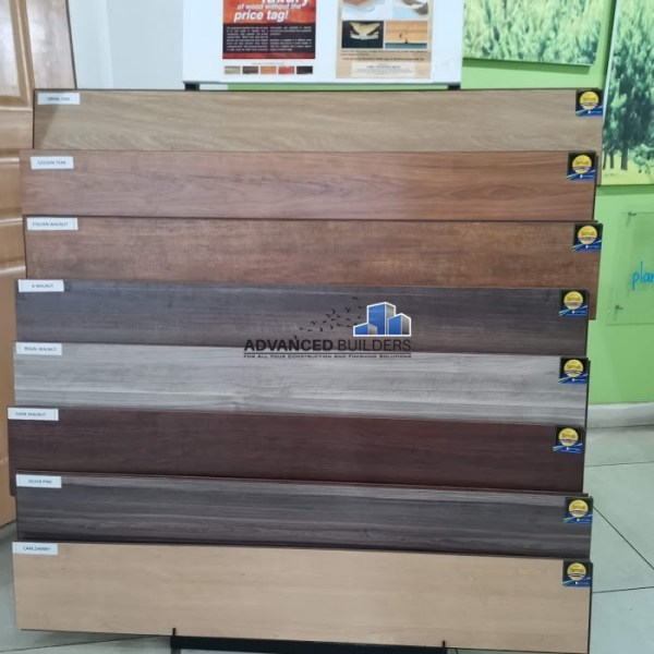 Advanced Builders Laminated Flooring