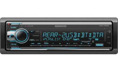 KENWOOD EXCELON KDC-X502