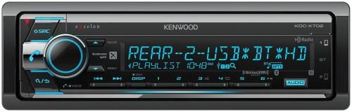 KENWOOD EXCELON KDC-X702
