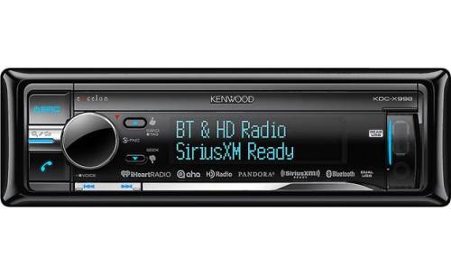 KENWOOD EXCELON KDC-X998