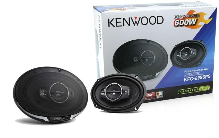 KENWOOD KFC-6985PS