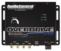 AUDIO CONTROL OVERDRIVE PLUS