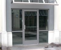 Glass Aluminum  Advanced Commercial Doors Inc.