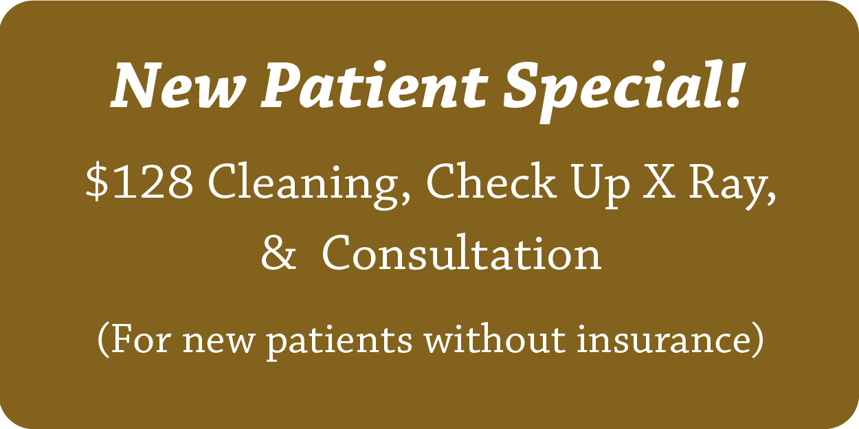 new patient special - dentist fairfield ct