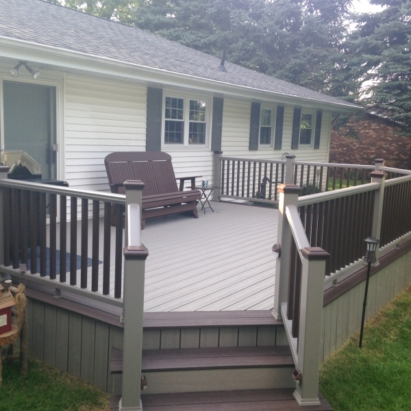Trex Decks  View Our Gallery of Trex Decking Projects