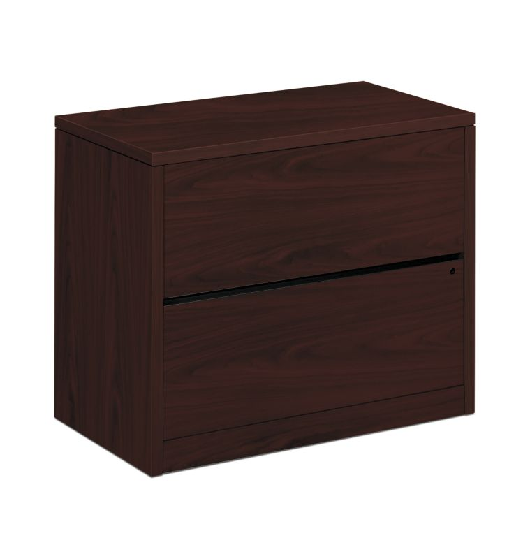 "HON 10500 Series Lateral File | 2 Drawers | 36""W 