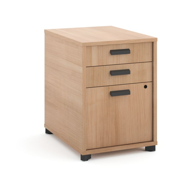 "HON Manage Pedestal File | 3 Drawers | 21""D 