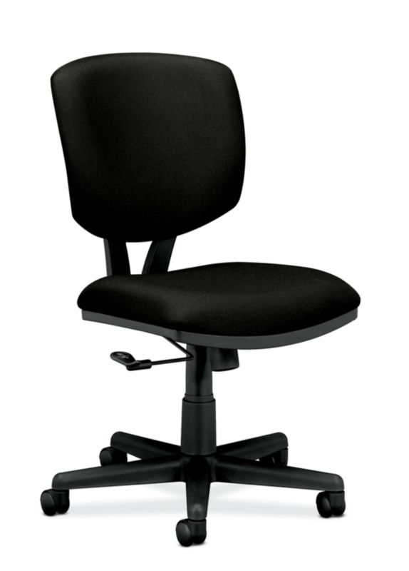 HON Volt Task Chair | Center-Tilt | Black Fabric
