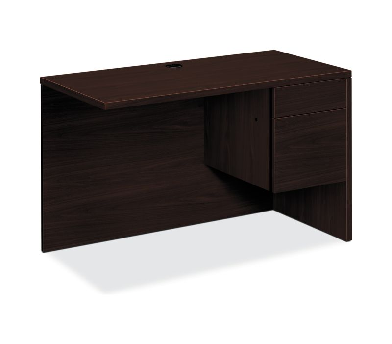 "HON 10500 Series Return | 1 Box / 1 File Drawer | 48""W 