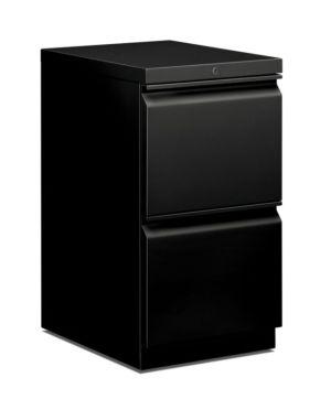 HON Pedestal File | File/File | 20″D | Black