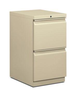 HON Pedestal File | File/File | 20″D | Putty