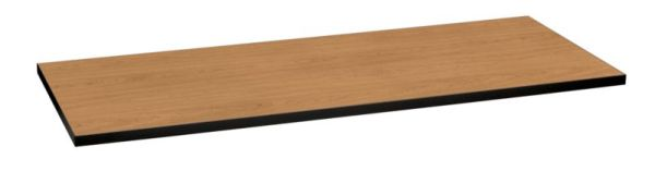 "HON Huddle Table Top | Rectangle | Flat Edge Profile | 60""W x 24""D 