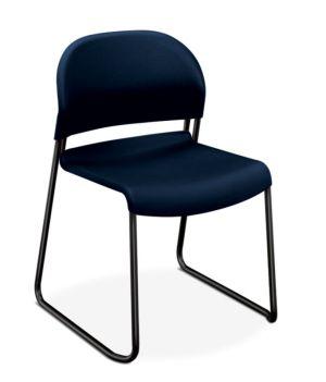 HON GuestStacker High-Density Stacking Chair | Regatta Shell | 4 per Carton