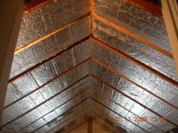 Insulation Photos | Advanced Home Energy | Richmond, CA