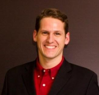 Josh TEDx speaker shoulder head