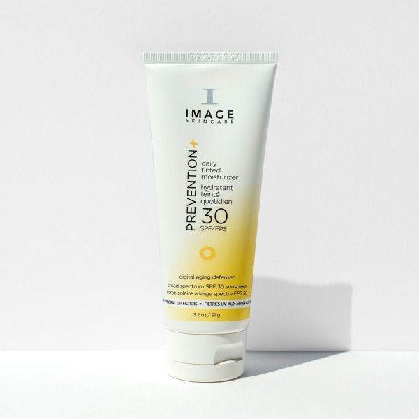 Prevention+ Tinted Moisturiser SPF30 Advanced Laser Light Cork