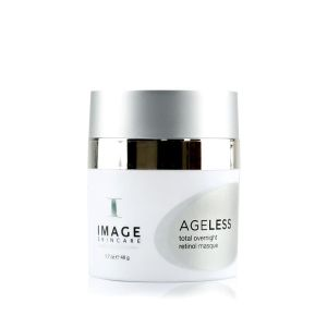 Ageless Total Overnight Retinol Masque Advanced Laser Light Cork