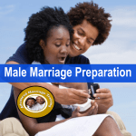How should single men prepare for marriage?