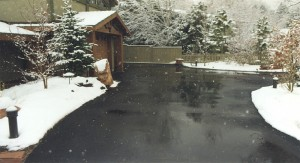 Other Services: Snow Melt Away Systems - No More Frozen Driveways.