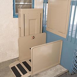 bruno lift chair eddie bauer outdoor vertical platform patient systems chairs