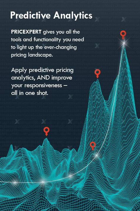 predictive pricing analytics