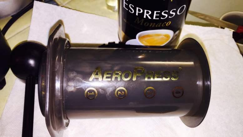 The AeroPress