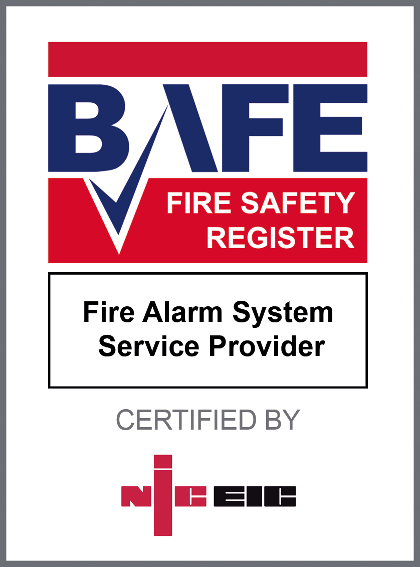 BAFE SP203 Fire Alarm