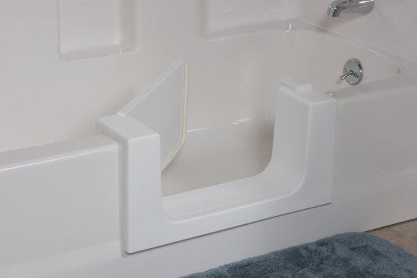 Advanced Surface Technology Handicap Retrofitting For Bathtubs