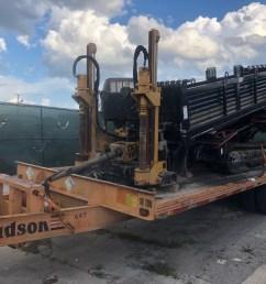 hudson dual axle wheel 10 ton equipment deck over trailer [ 2016 x 1512 Pixel ]