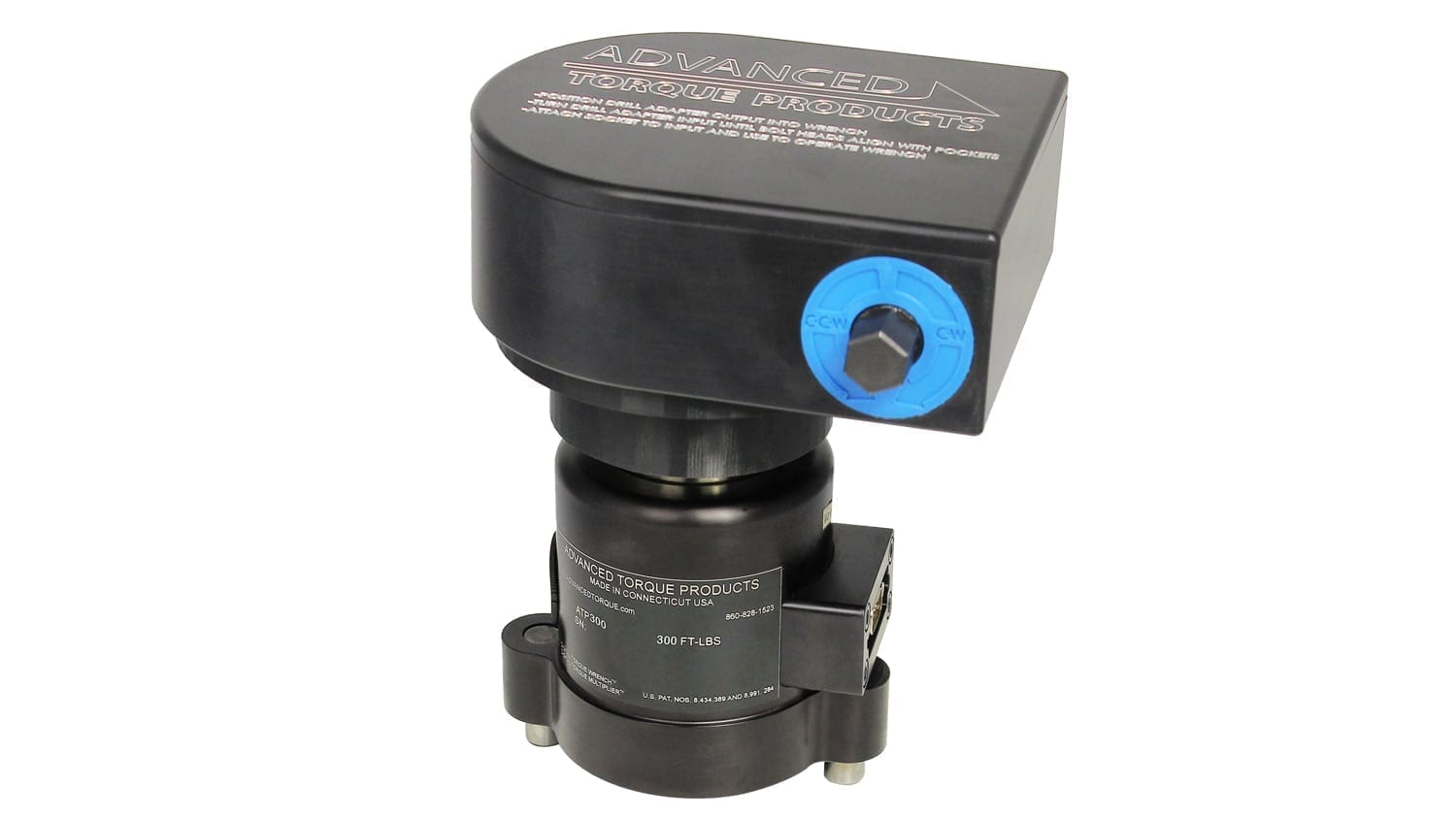 ATP300 with Drill Adapter
