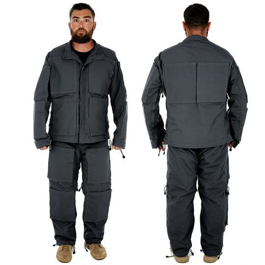 Gray MTU being worn by male model