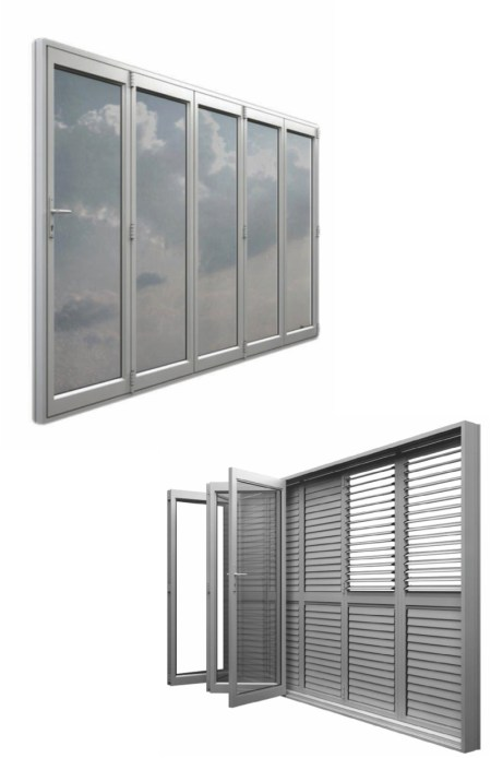 Aluminium Doors In South Africa Crealco Vistafold