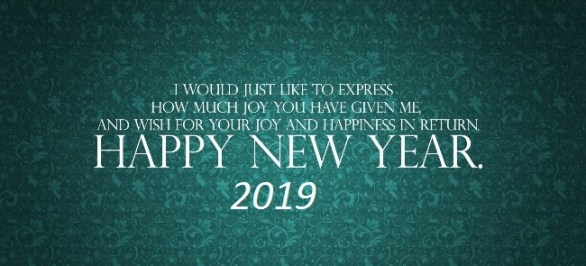 Best Happy New Year Wallpaper for Husband