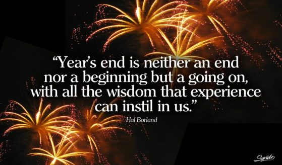 Best Inspirational New Year Quotes For Everyone