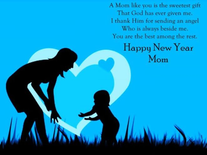 best happy new year 2019 wishes for mother