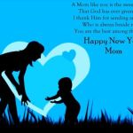 Best Happy New Year Wishes for Mom