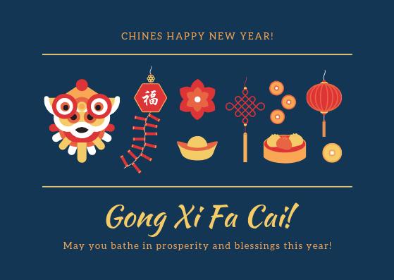 Chines Happy New Year