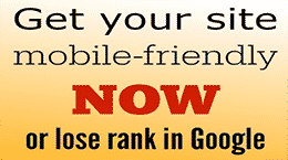 mobile friendly ranking factor