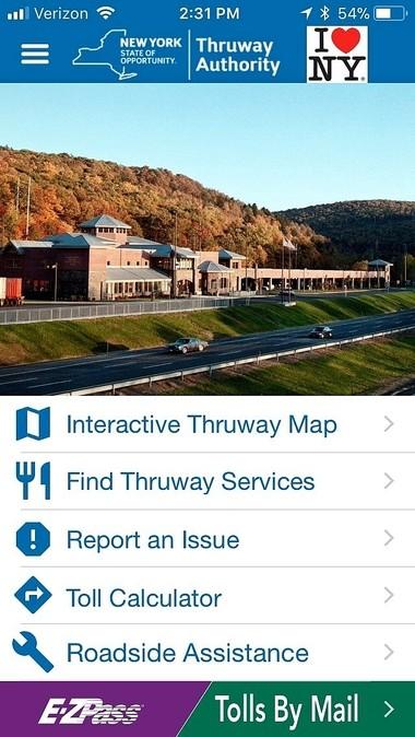Map Of Nys Thruway Exits : thruway, exits, Thruway, Exits, Location, Catalog, Online