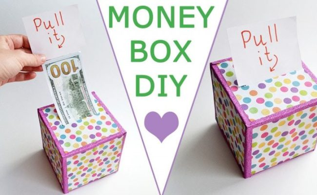 Wow Money Box Surprise Your Family And Friends